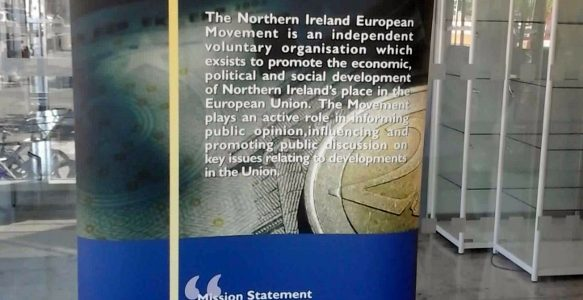 EMNI playing its part in making Remain case for NI in the EU